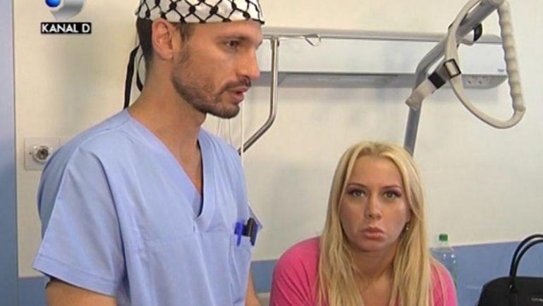 """Simona Trasca a fost externata! """"Azi sunt putin mai bine, dar ieri…"""" Vezi ce a patit blonda dupa a patra operatie la nas"""