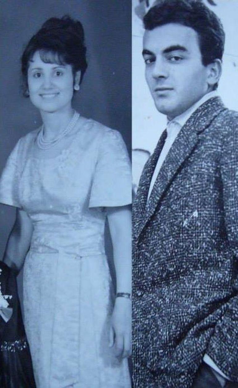 FOTO Uite-l pe tatal Adrianei Bahmuteanu cum prezenta moda in tinerete: