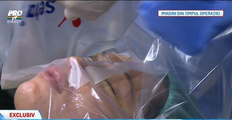 Nicoleta Luciu s-a operat la ochi in Turcia! Vezi imagini din timpul interventiei si cum se simte vedeta!