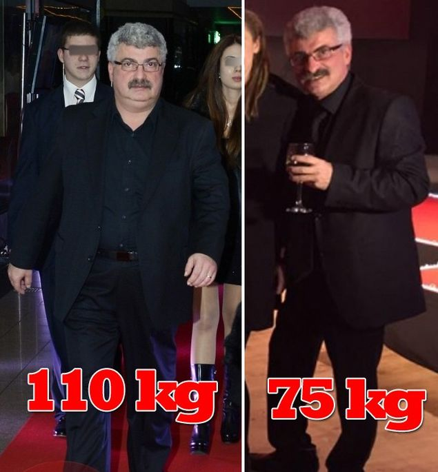 """Cum a slăbit Silviu Prigoană 35 de kilograme. """"Timp de 15 zile nu am mâncat…"""""""