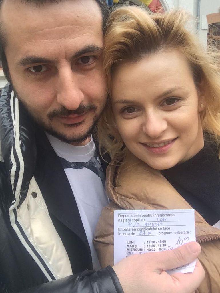 Ce gest a facut Diana Dumitrescu atunci cand a aflat ca fostul ei sot a devenit tata!