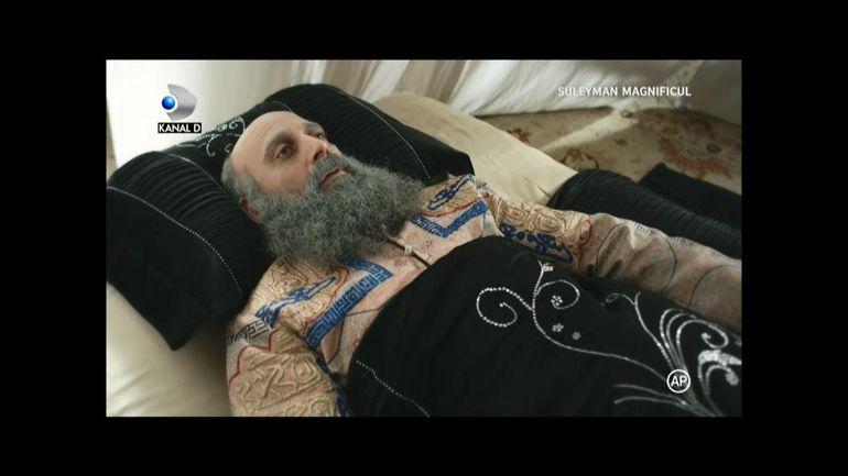 VIDEO Asta e momentul care a tinut toata Romania cu sufletul la gura! Vezi aici ultimele clipe de viata ale sultanului Suleyman! Prietenul de-o viata l-a anuntat ca a venit timpul!