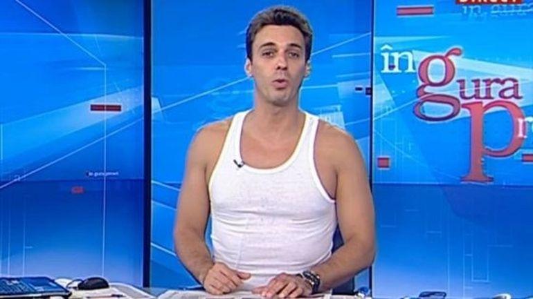Mircea Badea a crezut in Mos Craciun pana la 10 ani! Vedeta tv si-a batut la scoala un coleg care-i spusese ca mosul nu exista: