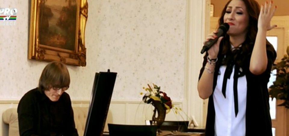 Gestul pe care Andra l-a facut pentru un copil care a avut cancer! Cantareata a dovedit ca are o inima foarte mare!
