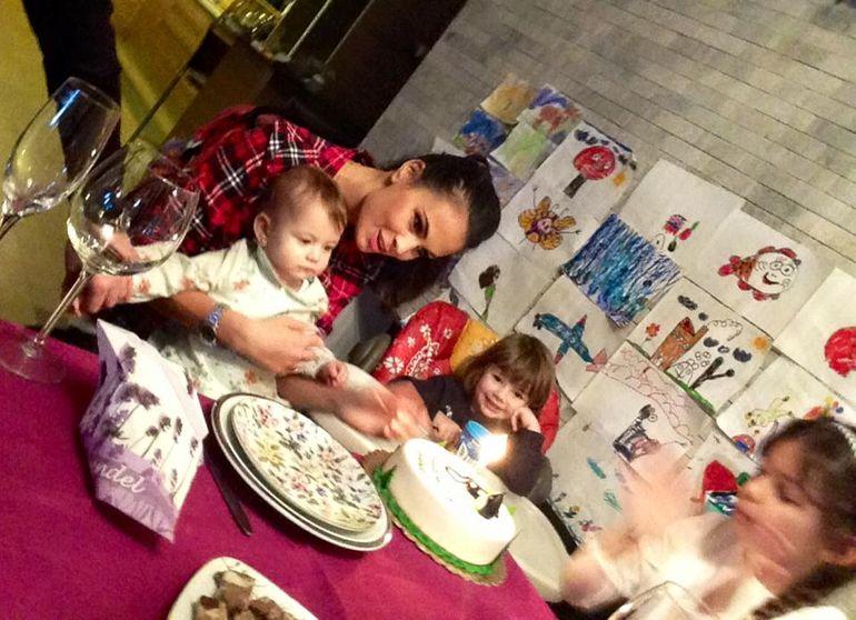 Ce copilasi superbi are Adi Sina! Ieri, a fost ziua de nume a micutei Ava-Stephanie!