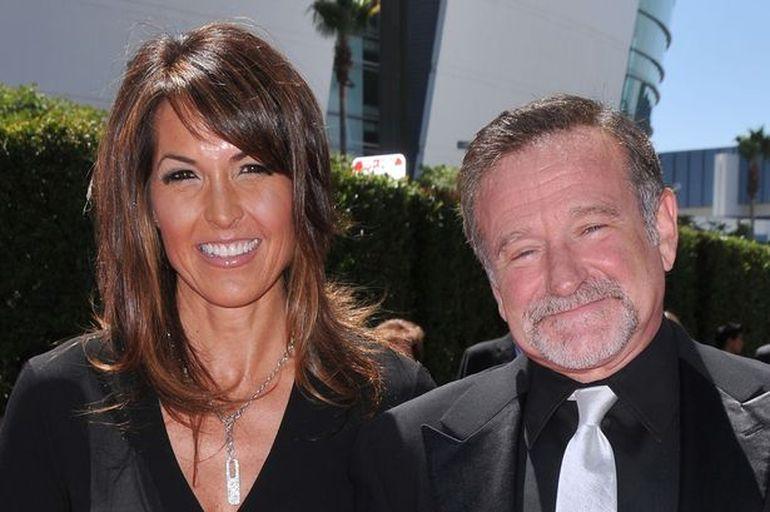 Razboi pe averea lui Robin Williams! Vaduva starului i-a dat in judecata pe copiii actorului