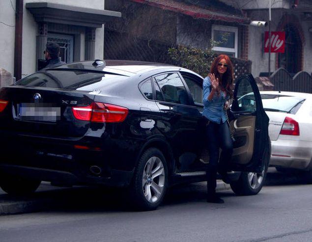 Bianca Drăguşanu, clipe de COŞMAR. Maşina vedetei a fost