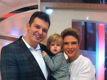 Matilda Pascal Cojocarita, din nou bunica! Fiul ei, Alin, a devenit tatic pentru a doua oara!