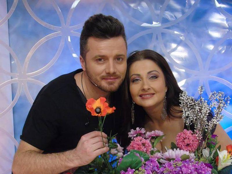 Gabi si Tavi si-au ales florile pentru cununie