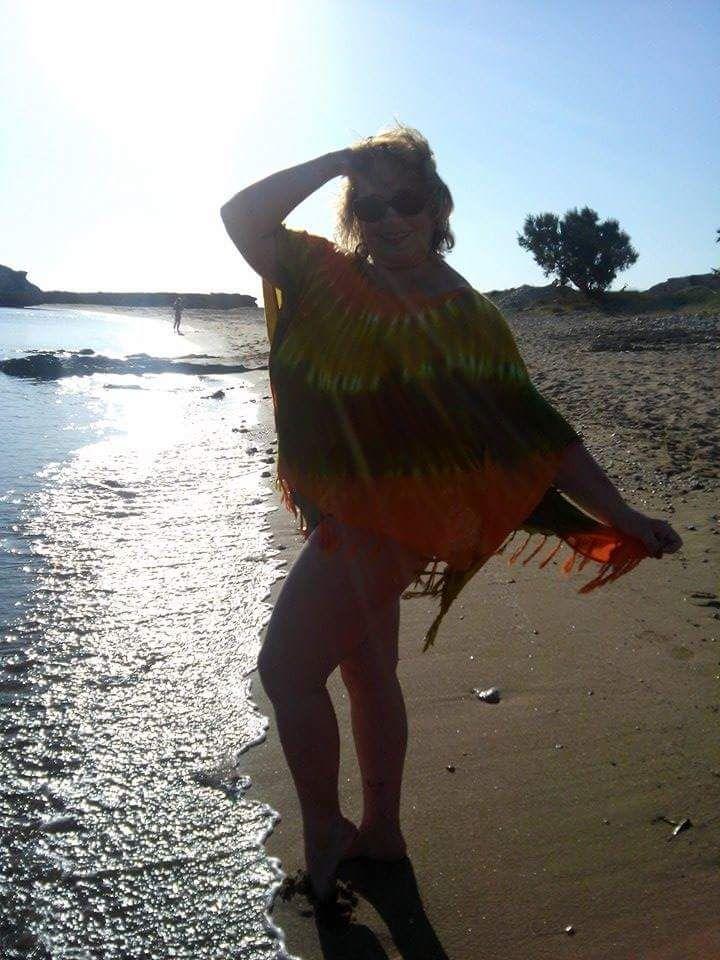 FOTO! Cum arata Mihaela Tatu la plaja! Imagini din vacanta din
