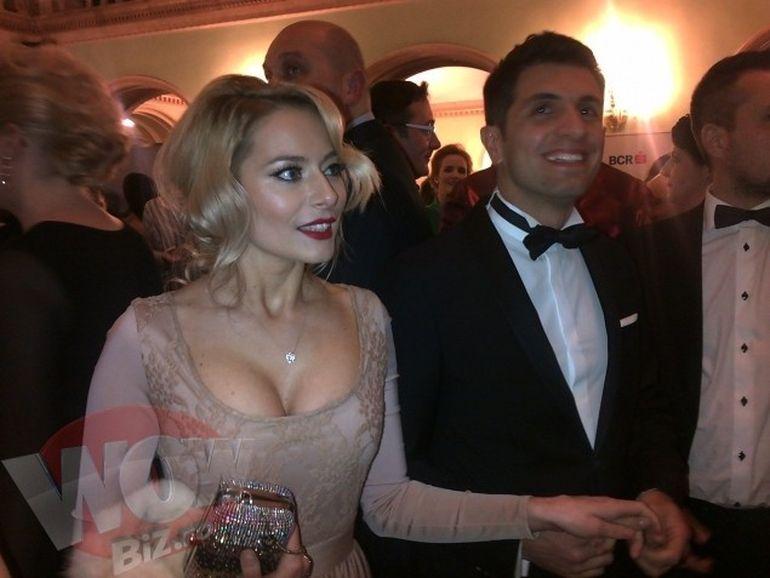 Laura Cosoi l-a invitat pe Smiley la nunta?