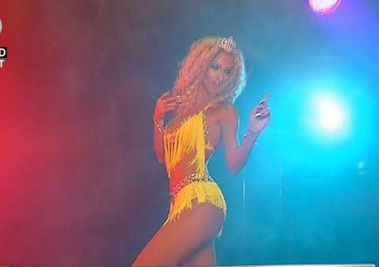 VIDEO Ea este una dintre cele mai sexy dansatoare de manele! Minune si Salam o adora, dar ea are un secret! Uite ce drama i-a lovit familia