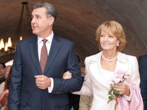 """FOTO! Cu ea s-a iubit Radu Duda inainte sa se insoare cu Principesa Margareta! De vita nobila, Wanda este fizician si lucreaza acum in Polonia! Ce-si amintea mama Wandei despre fostul actor: """"Spunea ca vrea sa traiasca pe picior mare!"""""""