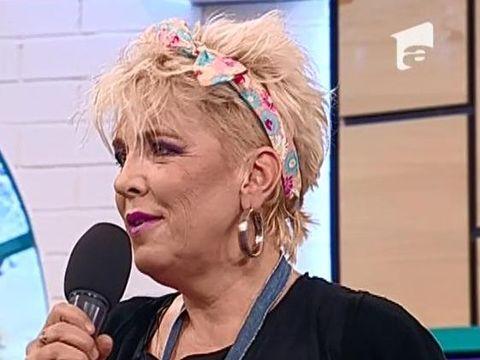 Silvia Dumitrescu se tine bine! Are un look nou, fresh, si o silueta putin mai slaba