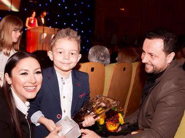 Maruta e cel mai romantic barbat! Ce a spus despre Andra care a castigat 3 premii Radio Romania