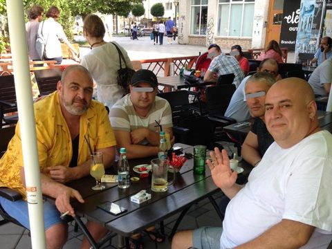 """""""Marlanu'"""" din """"Trasnitii"""" si taximetristul Rata din """"Las Fierbinti"""" nu au succes impreuna!"""