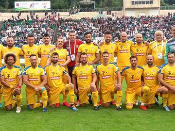 Nationala Artistilor Fotbalisti, locul 3 la Campionatul Mondial Art-Football 2016 din Rusia!