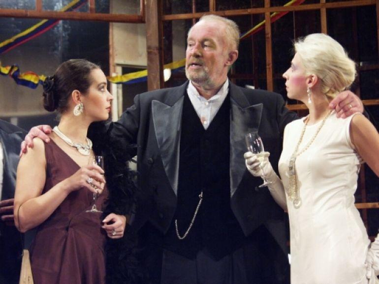 Drama lui Vladimir Gaitan, actorul care se lupta cu o forma rara de cancer: