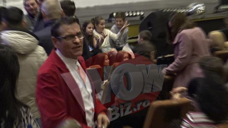 Video | Ce a facut impresarul Puiu Gheorghiu pentru Andra Maruta! S-a intamplat la concertul Loredanei