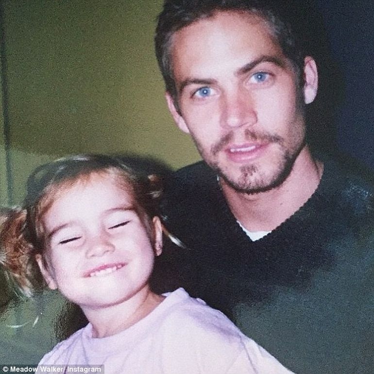 Au trecut 3 ani de la moartea lui Paul Walker. Fiica regretatului actor a devenit majora si s-a transformat intr-o domnisoara superba