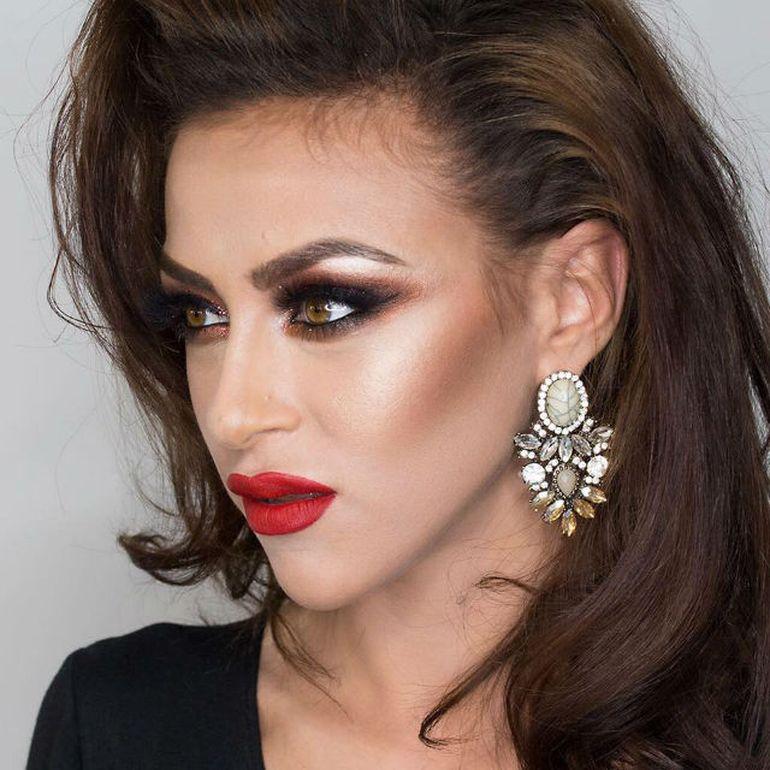 Daniela Stan si-a schimbat look-ul! Cum arata acum dansatorea favorita a lui Florin Salam