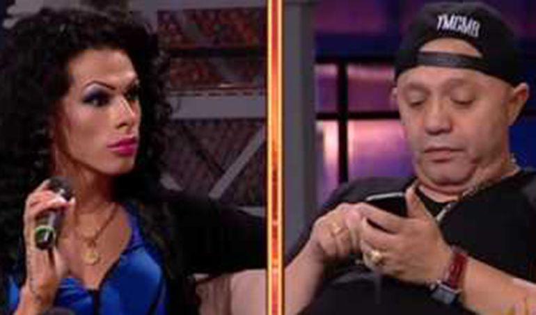 Scandal de proportii in showbiz! Nicolae Guta si transsexualul Delia si-au aruncat vorbe grele! Ce a declansat