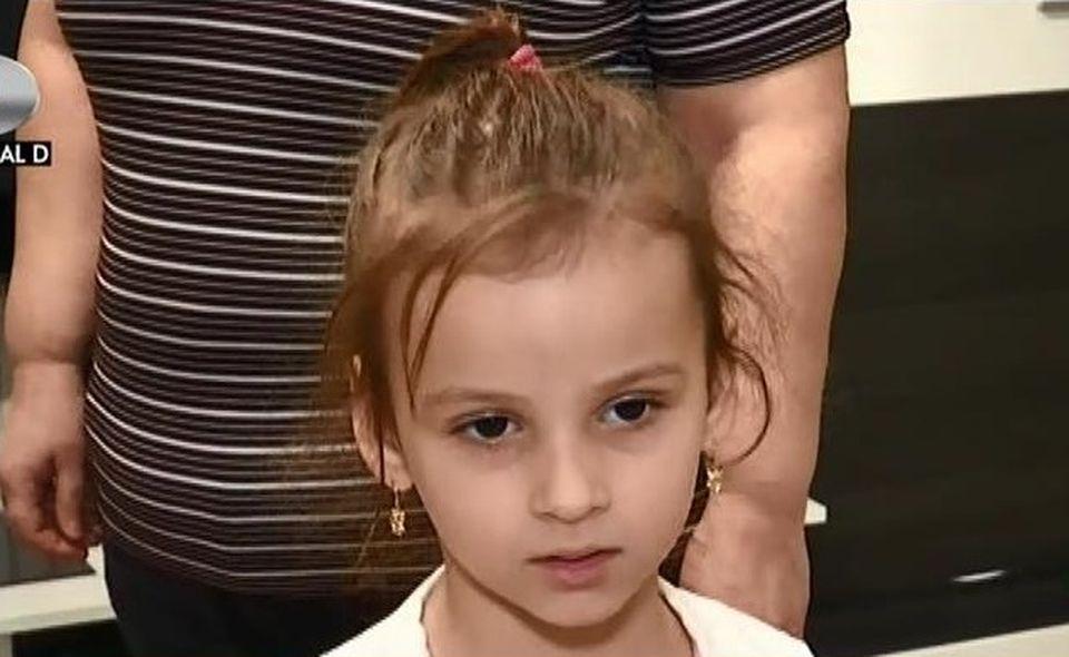 Cat de mult a crescut fetita lui Liviu Guta! Maria Isabela e energica si foarte dezghetata! Cum s-a descurcat in postura de reporter (VIDEO)