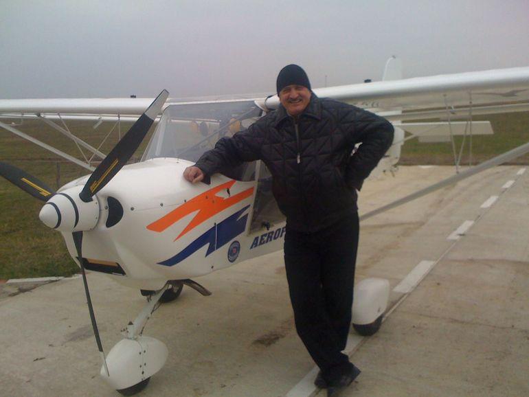 Actorul Jean Paler sustine ca a avut un avion, pe care l-a vandut: