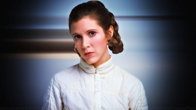 Vesti despre starea de sanatate a 'Printesei Leia' din Star Wars! Cum se simte actrita Carrie Fisher