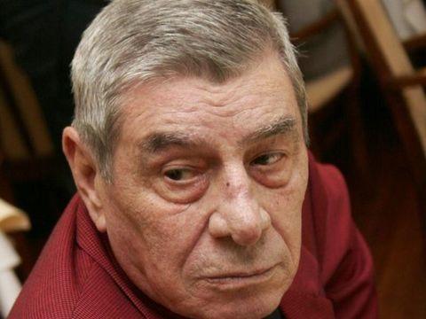 Maestrul Mitica Popescu, din ce in ce mai singur! Anul trecut l-au parasit cei mai buni prieteni! Beligan, Papaiani si Moraru au trecut in nefiinta!