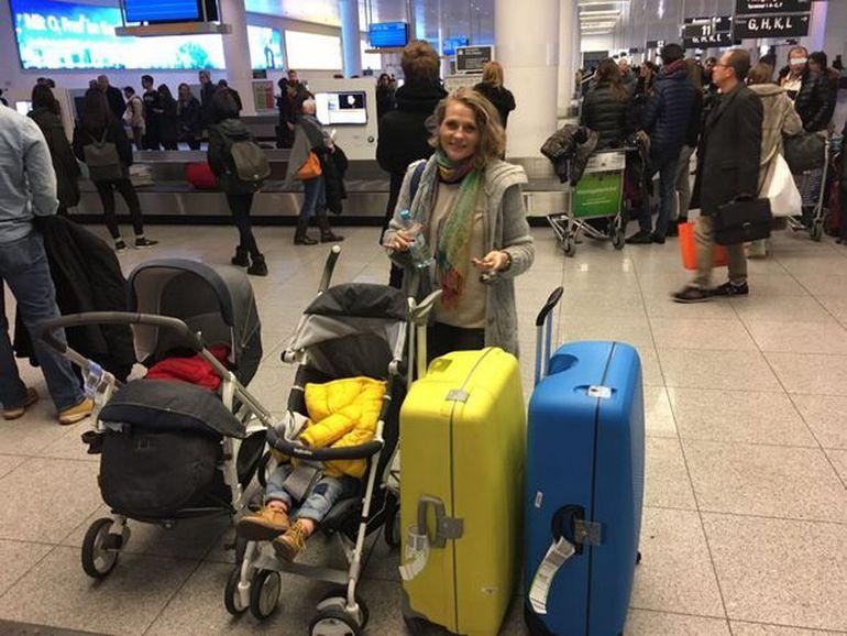 Mirela Boureanu Vaida si-a facut bagajele si a plecat de acasa cu copiii!