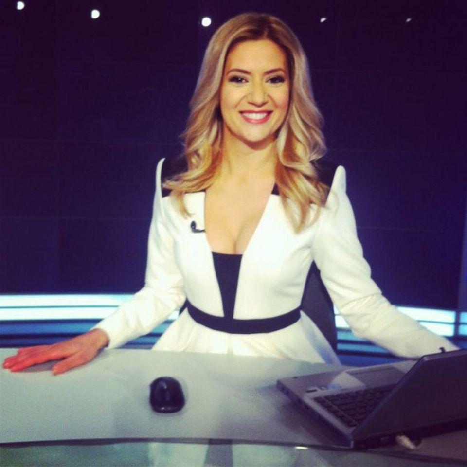 Amalia Enache se muta in America de Sud. Ce se intampla cu cariera ei in televiziune
