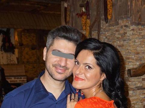 """Fosta sotie a lui Adrian Pintea, emotionata la botez: """"La multi ani Anastasia, copil mult dorit si iubit!"""" Uite ce fericita este Lavinia Tatomir"""
