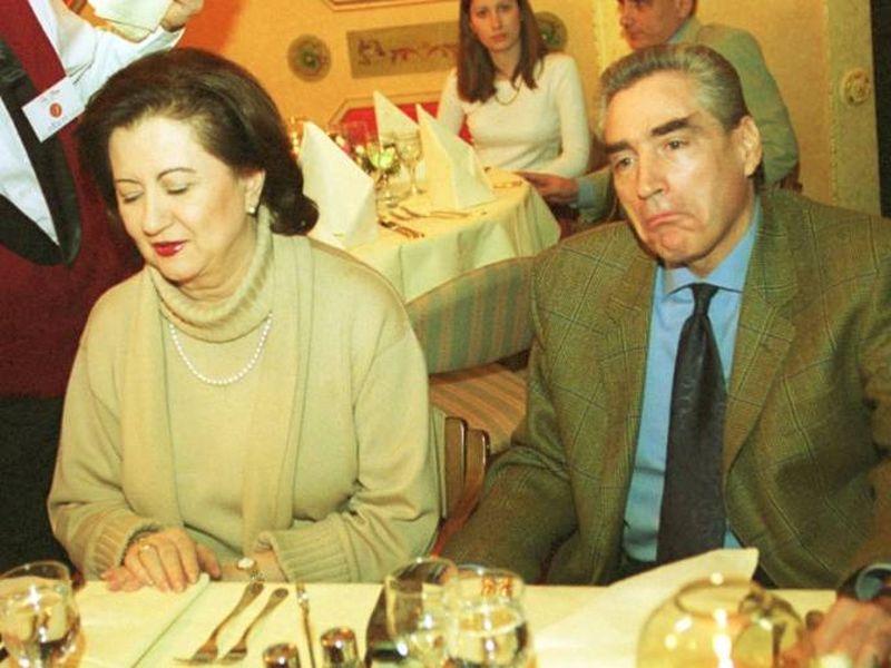 Mioara si Petre Roman au divortat in 2007