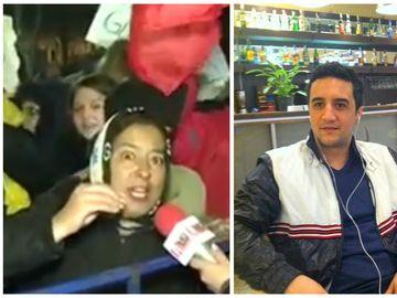 Lucian Becali versus Floricica Dansatoarea! Ce reactie a avut nepotul lui Gigi Becali cand a vazut-o pe femeie la proteste?