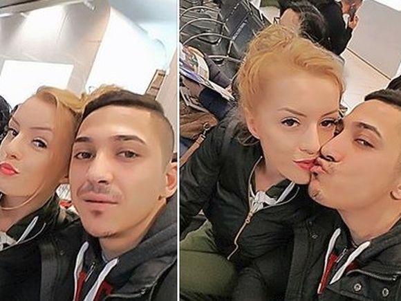Babi Minune si-a luat iubita si au plecat din Romania! Cum au fost surprinsi cei doi?