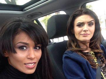Actrita de telenovele Majda Aboulumosha se trage din neam de cantareti! Unchiul ei este un lautar cunoscut, iar verisoara sa cantareata de muzica populara!