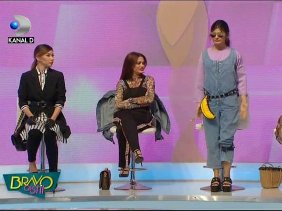 """Marisa s-a facut de ras la """"Bravo, ai stil!"""": """"Stai ca am uitat povestea""""- Ce au spus concurentele si juratii despre tinuta ei"""
