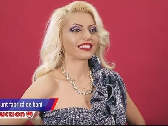 """Nicoleta Guta recunoaste ca e putred de bogata: """"Eu de cand ma stiu sunt fabrica de bani"""""""