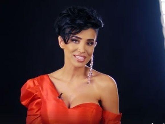 Primele imagini din noua emisiune TV a Adelinei Pestritu! Aparitia brunetei a fost una cu adevarat spectaculoasa