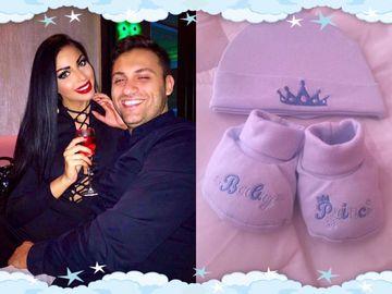 """Andreea Podărescu, anunţ neaşteptat pe Facebook: """"Abia aştept să-mi cunosc bebeluşul!"""""""