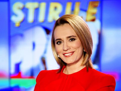 """Cove, în locul Andreei Esca la pupitrul ştirilor?! Anunţul a fost făcut chiar de prezentatorul TV: """"Păzea!"""""""