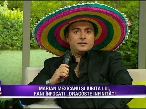 Nimeni nu a stiut asta pana acum! Care este numele din buletin al lui Marian Mexicanu'