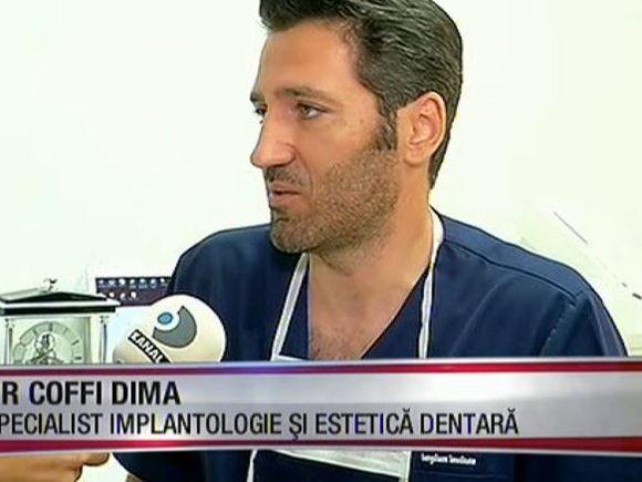 Medicul lui Boureanu, dezvaluiri soc! A facut publice mai multe imagini cu dantura lui Cristi! Cum arata gura fostului parlamentar dupa pumnul incasat de la politist!