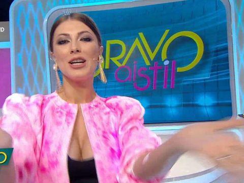 "Ce mesaj a transmis Ilinca Vandici, dupa ce Andreea Banica a acceptat sa ii tina locul la ""Bravo, ai stil""?"