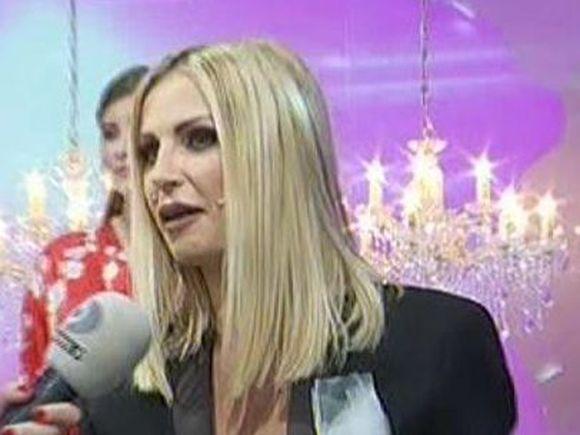 "Andreea Banica, sarbatorita in platoul emisiunii ""Bravo, ai stil"": ""Ma bucur ca am venit aici!"""