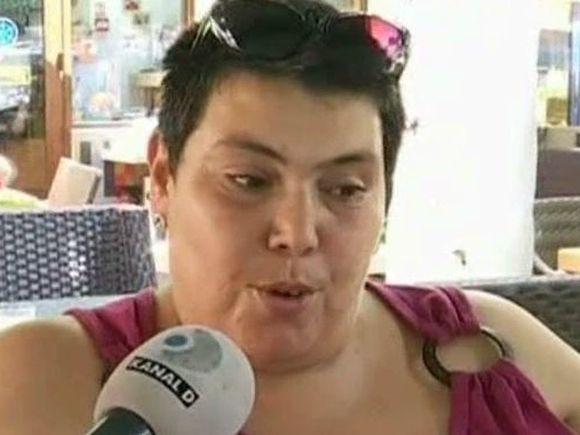 """Ioana Tufaru i-a taiat motul fiului ei! Au serbat cu fripturica, mici si """"invartite"""""""