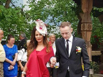 Iubita lui Mihai Albu, la o petrecere alaturi de Paris Hilton! FOTO