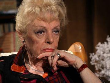 Marele regret al actritei Ileana Stana Ionescu. La 81 de ani, o doare sufletul cand vede ca...