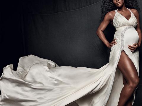Bucurie uriaşă pentru Serena Williams! A născut o fetiţă perfect sănătoasă